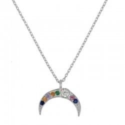 Collar Karyma plata
