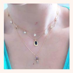 Con ésta combinación tan especial empezamos éste nuevo día. Qué os parece?🥰  Y lo mejor de todo TENÉIS TODA LA WEB CON UN 25% DE DESCUENTO 🎉  Feliz martes😘  www.quemonis.com  #quemonisjewelry #quemonis #jewelry #jewerlyblogger #joyasdeplata #joyas #regalosmujeres #regalosmama #regalos #descuentos #rebajas #ofertas #collaresdeplata #collar #complementos