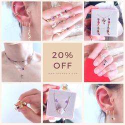 ÚLTIMAS HORAS! Con toda la web con un 20% de descuento 🎉  Aprovecha éste descuentazo para llenar tu verano de joyas❤️  www.quemonis.com  #quemonisjewelry #quemonis #jewelry #jewerlyblogger #joyasdeplata #joyas #rebajas #descuentos #ofertas #regalosmama #regalos #regalosmujer #anillos #pendientes #collares #pulseras