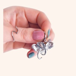 Qué os parecen estos elefantes? No son una monada❣️🐘  Y RECORDAD QUE QUEDAN MUY POCOS DÍAS CON TODA LA WEB CON UN 30% DE DESCUENTO 🎉🥳  www.quemonis.com  #quemonis #quemonisjewelry #jewelry #jewerlyblogger #joyasdeplata #joyas #anillos #anillosplata #anillola #pendientes #pendientesoriginales #pendientesplata #pendienteselefante #regalos #rebajas #rebajas2021