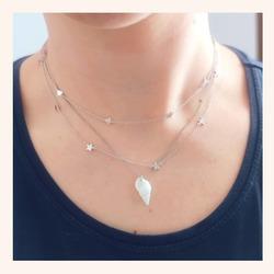 No me digáis que éste estilo de collares no os da ganas de veranito🏖️☀️🌈 A nosotros siii y nos encanta❣️  Y RECORDAD QUE QUEDAN MUY POCOS DÍAS CON TODA LA WEB SIN IVA 🎉  Feliz lunes 😘  www.quemonis.com  www.quemonis.com  #quemonisjewelry #quemonis #jewelry #jewerlyblogger #joyasdeplata #joyas #regalosdíadelamadre #regalosmama #regalos #collaresdeplata #collares